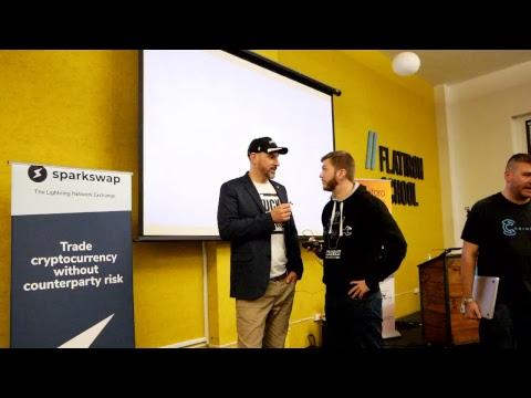 #LightningHackDay Live stream from NEW YORK, Building the #Bitcoin Lightning network