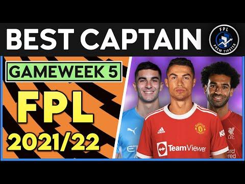 FPL Gameweek 5