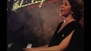 "Shirley Horn ""Once I Loved (Amor Em Paz)"" (Antonio Carlos Jobim)"