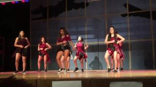 Latin dance Frederick High School