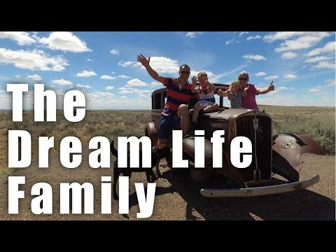 Full time family | Trip from New York to Argentina