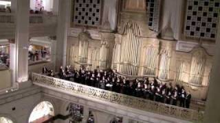 Wanamaker Organ Day 2009 - America the Beautiful