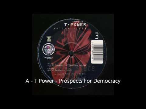 Anti Static - TPOW001R - T Power (1996)