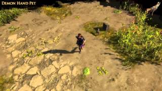 Path of Exile - Demon Hand Pet
