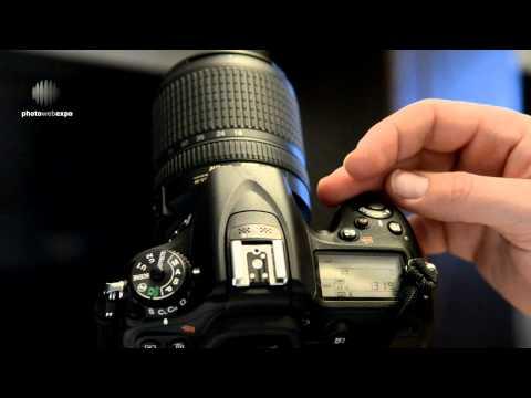 Nikon d7100 видеоурок