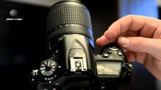 Nikon D7100. Интерактивный видео тест. Часть 1