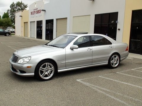 2006 Mercedes Benz S55 Amg Kompressor 466413