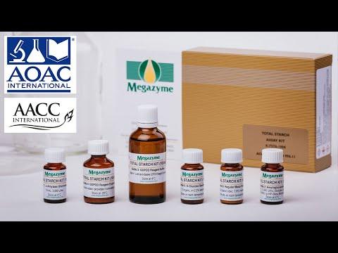 Total Starch Assay Kit Analysis - Buy Total Starch - Megazyme