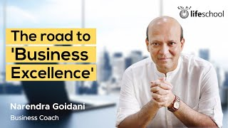 Business Excellence Revolution by Narendra Goidani