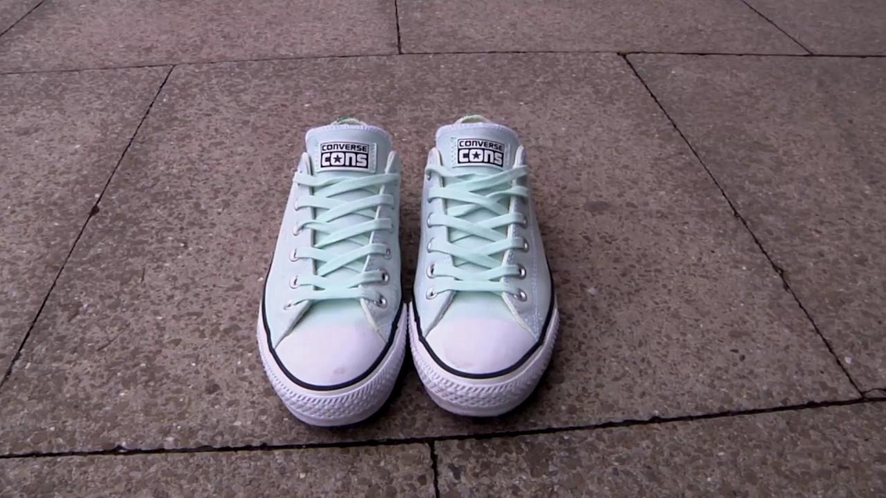6635d1cee016 Converse Cons CTAS Pro Wear Test - YouTube