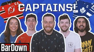 CAN YOU PASS THIS NHL CAPTAINS QUIZ?