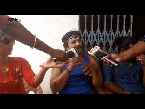 Upcoming Chhattisgarhi Film कुरुक्षेत्र || Interview with Superstar Karan Khan & Pooja Sahu ||