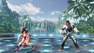 King of Fighters XIV Tournament R2-M9: MAI SHIRANUI vs. MAXIMA