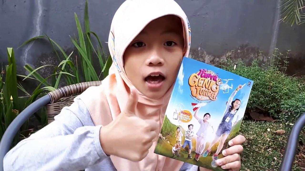 Buku Naura Genk Juara The Movie Beli Online Gramedia Com