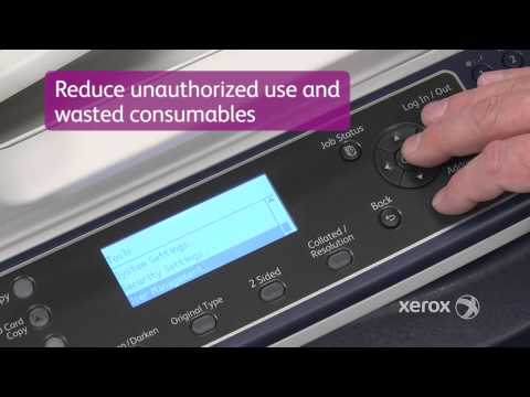 Xerox WC5022/5024 Multifunctional Printer - Introduction & Highlights