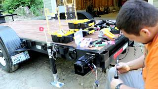 Car trailer Upgrades and modifications!!!