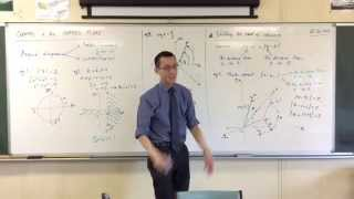 Graphs in the Complex Plane (3 of 4 : Shifting the Point of Reference)