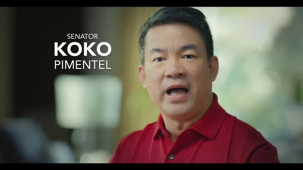 Senator Koko Pimentel 2019 Campaign Ad Youtube