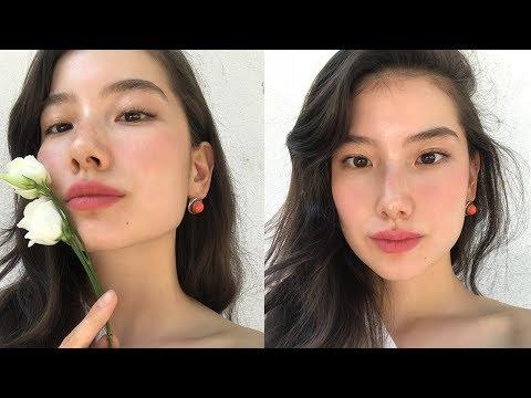 Макияж Без Макияжа/ Сияющая Кожа/ Инстаграм Макияж  ✰ Natural Instagram Makeup 2018