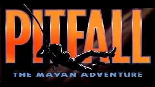 Pitfall: The Mayan Adventure (SNES) [Game Review] - MTGG
