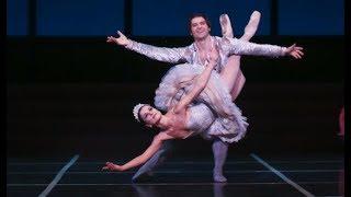 """Filipa de Castro and Carlos Pinillos """"Sleeping Beauty"""" pas de deux and coda"""