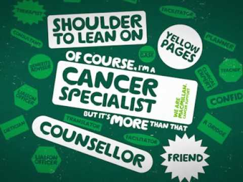 There's No Ordinary Day For A Macmillan Nurse - Macmillan Cancer Support