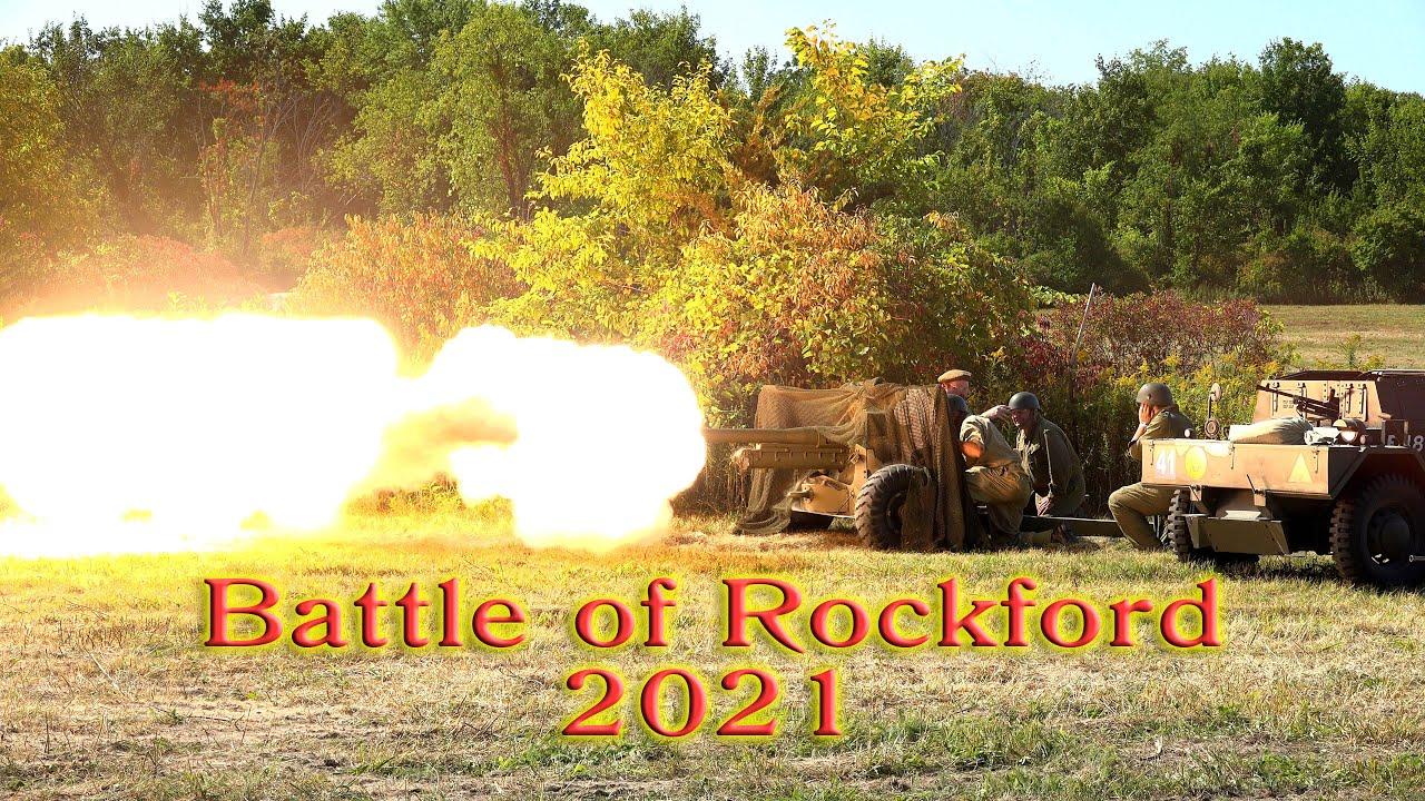 Rockford WW2 Battle 2021