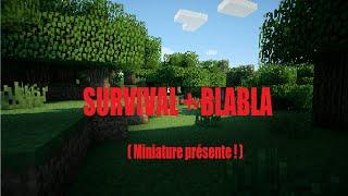 [Minecraft] Vegasurvival Episode 1 - Violence contre les PNJ + blabla
