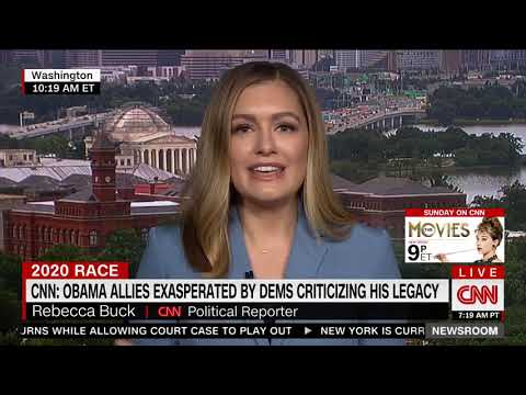"CNN's Rebecca Buck Reports That Even Obama ""Is Expressing ..."