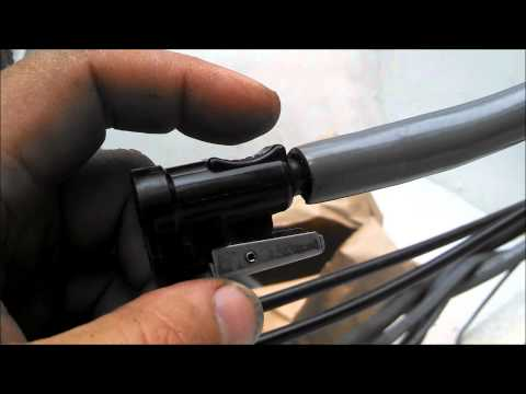Yamaha Outboard fuel line fix Outboard Motor Repair