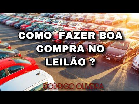 COMO  FAZER BOA COMPRA NO LEILÃO ? - RODRIGO OIRA