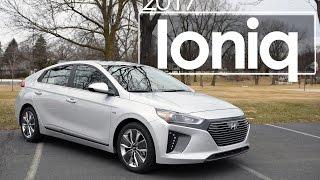 2017 Hyundai Ioniq Hybrid   Review   Test Drive
