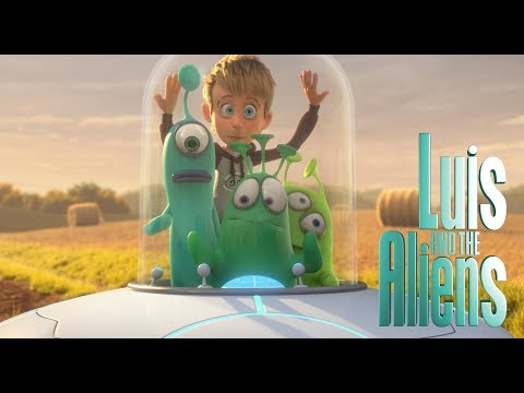 Luis and the Aliens Trailer (2018)