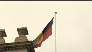 Flying the Australian Aboriginal Flag at Victoria's Parliament