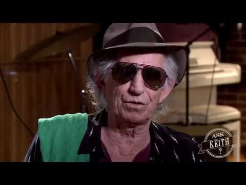 """Ask Keith Richards: """"Country Honk"""" to """"Honky Tonk Women"""""""