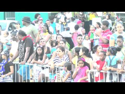 Marabella Festival Council Annual Kiddies carnival 2015 - Trinidad & Tobago