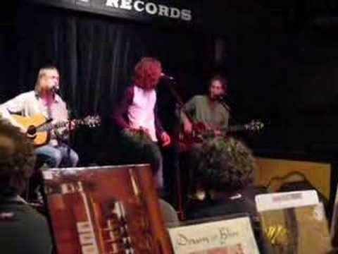 Dungen - Panda - Live @ Easy Street Records