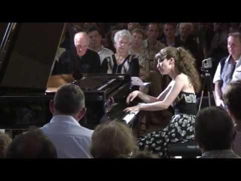 Alissa Zoubritski - Haydn Sonate 38 en fa majeur