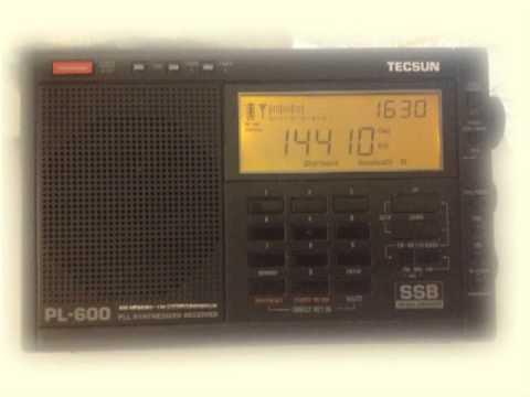 Chinese Shortwave Radio Firedrake Jammer 60 min Full Recording