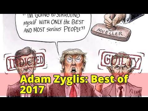 Adam Zyglis: Best of 2017