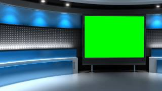 screen background backgrounds studio tv virtual footage modern backdrops chroma key wallpapers