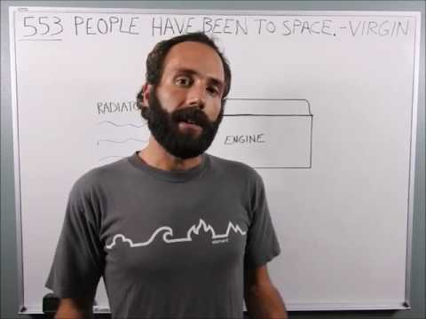 Balls Out Physics Episode 4 1 Virgin Galactic, Telecom, & Thermal Radiation