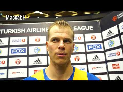 Michael Roll speaks about the game vs Olympiacos