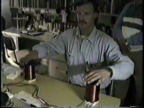 Edd Edwards Bio-Intrinsic Energy testing by Dr W. C. Levengood at Pinelandia Biophysical Lab