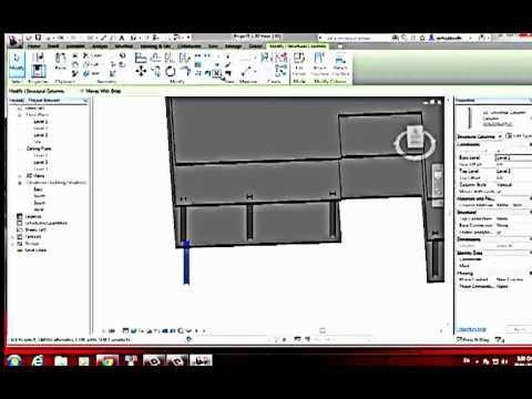 hướng dẫn sử dụng revit architecture 2012 làm quen và bài 1.mp4