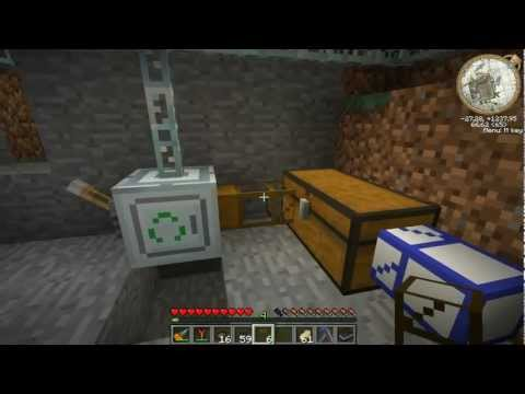 Let's Play Minecraft Sezon 2 #24 - Mini system recyklingu oraz biopaliwo