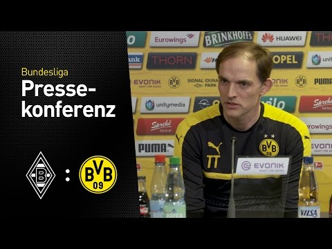 Thomas Tuchel: Müssen einen Mittelweg finden | Borussia Mönchengladbach - BVB