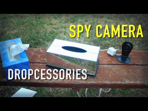 Wifi Spy Camera / Nanny Camera - Nest Cam/Dropcam Pro Hack