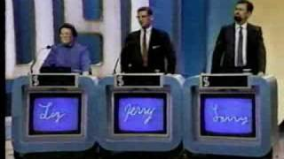 Jeopardy Tournament of Champions (1986)