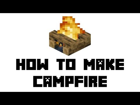 minecraft-survival:-how-to-make-campfire